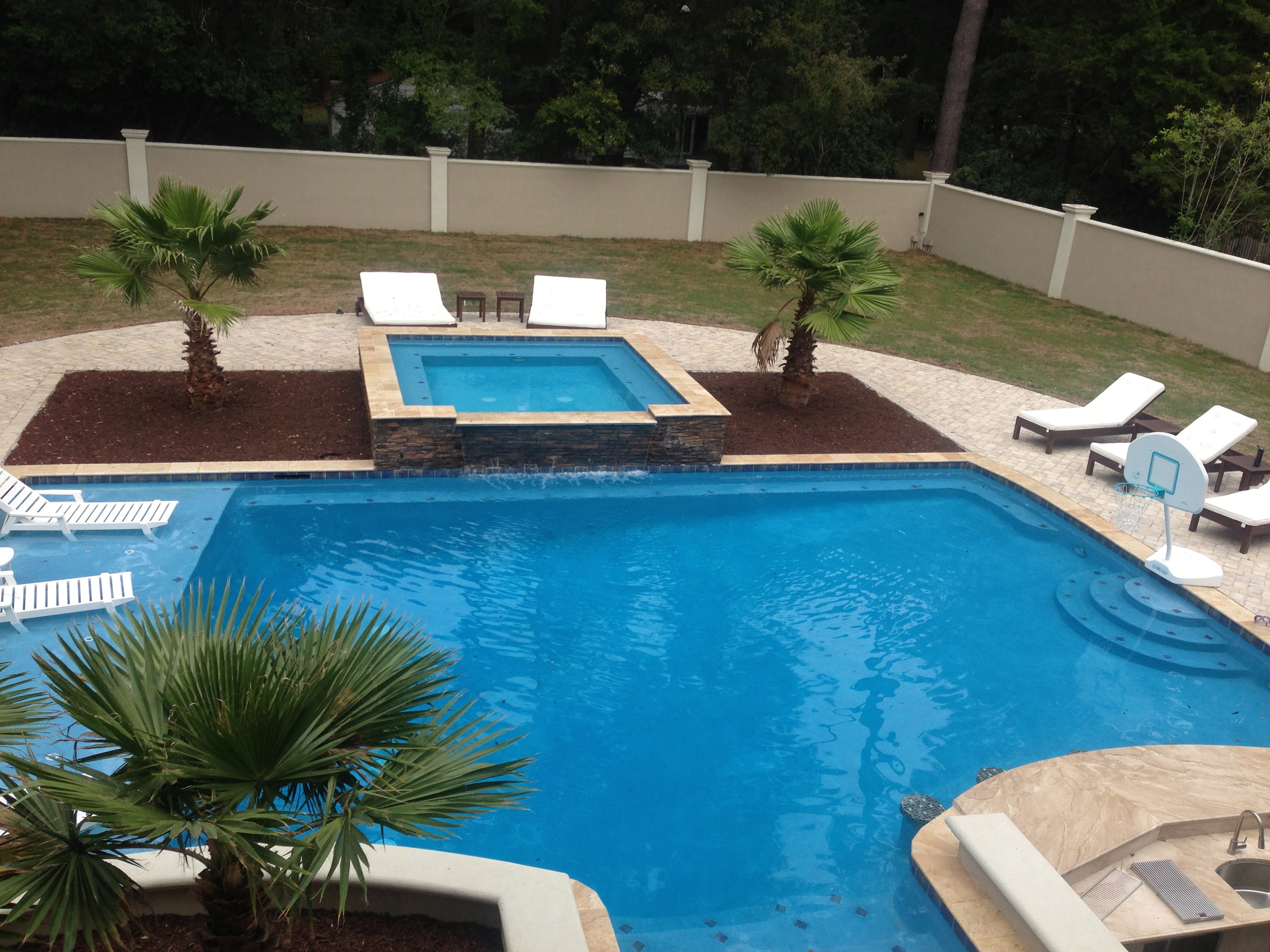 Waterworks Pools And Spas Home